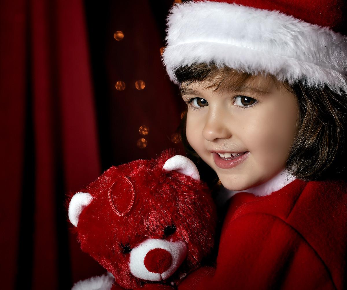 sesiones de fotos navidad infantil Castellon